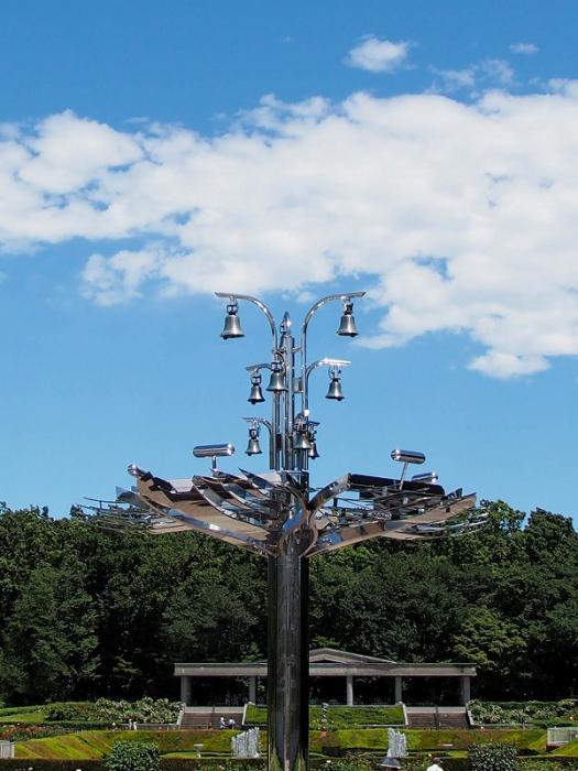神代植物公園 カリヨン