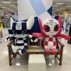 東京オリンピック ミライトワとソメイティ