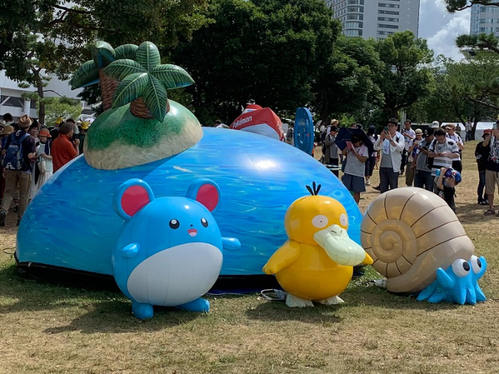 ポケモンGoフェスタ2019 横浜