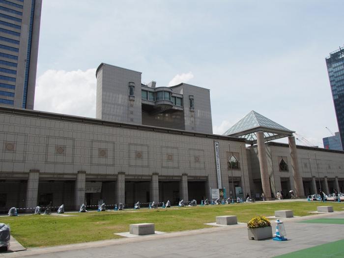 横浜美術館 ピカチュウ大量発生チュウ!