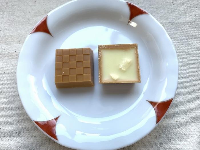 チロルチョコ らぽっぽファーム ポテトアップルパイ