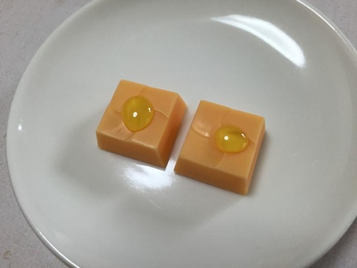 チロルチョコ パパイヤレモン