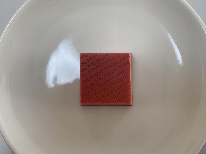 チロルチョコ プレミアムストロベリー
