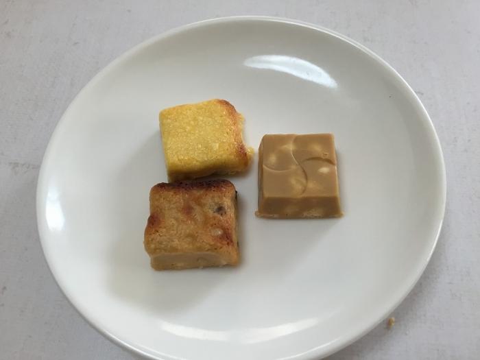 チロルチョコ 焼きいも焼き栗チョコ