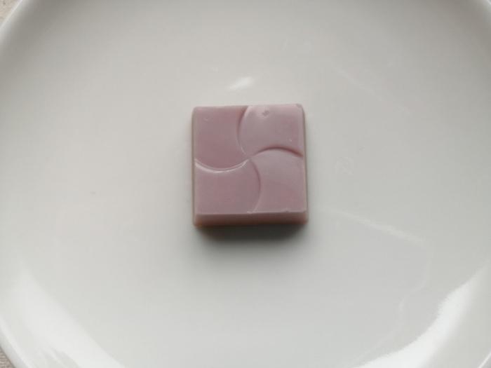 チロルチョコ 御菓子御殿の紅いもタルト