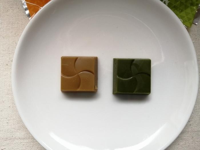 チロルチョコ 茶 お茶アソート