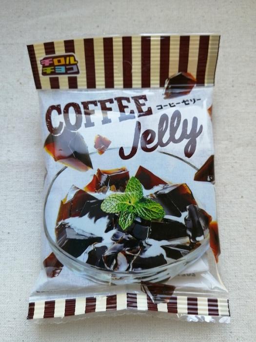 チロルチョコ コーヒーゼリー