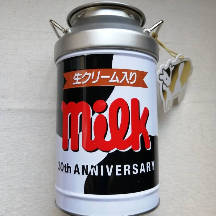 チロルチョコ ミルク缶