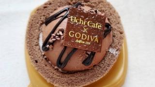 Uchi Café × GODIVA ショコラドーム ヴァニーユ