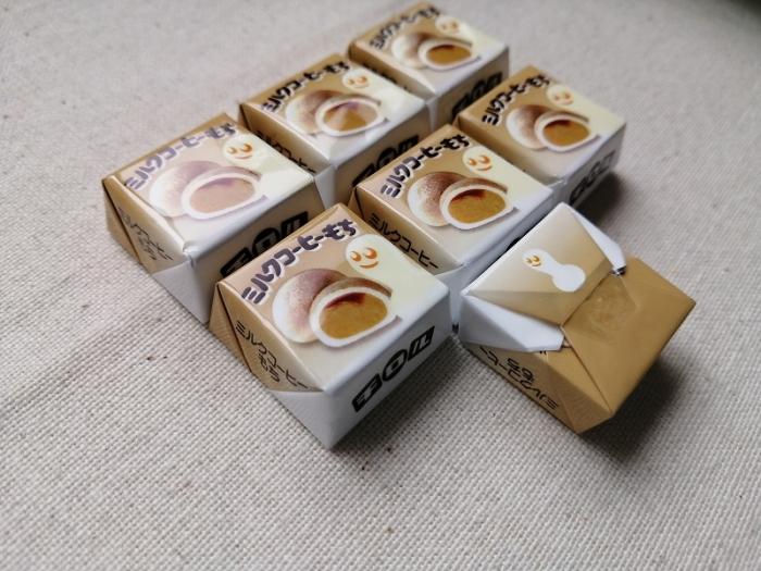 ミルクコーヒーもち