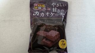 チロルチョコ カカオケーキ